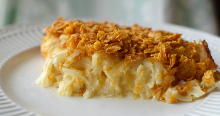 Southern Hash Brown Casserole