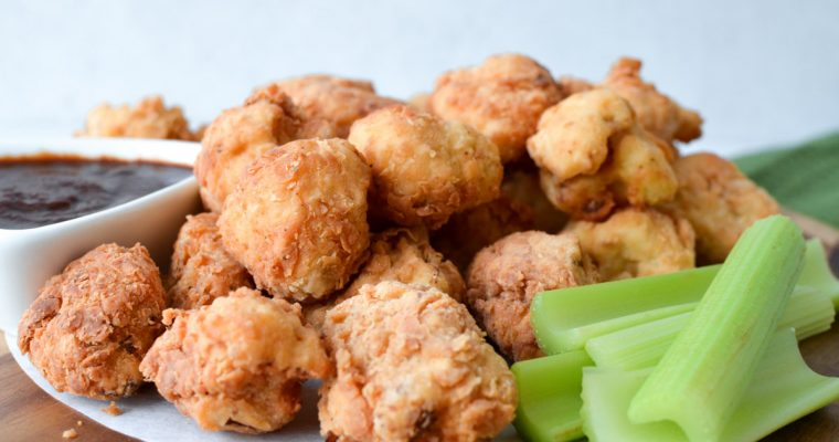 The Best Fried Cauliflower