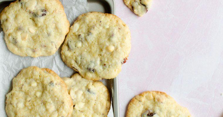 Lemon Everything Cookies