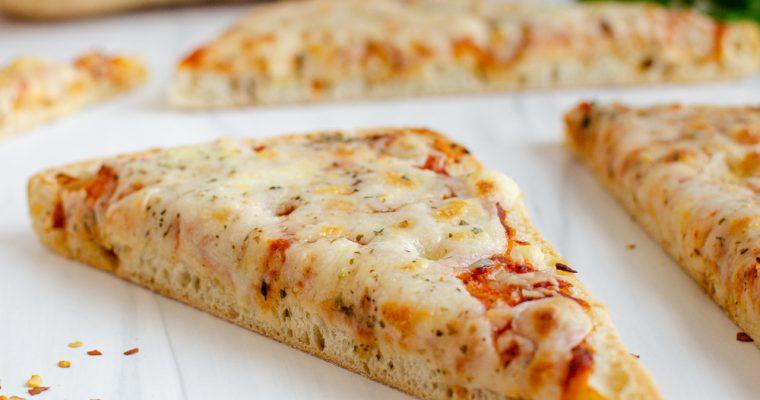 Quick and Easy Ciabatta Pizza